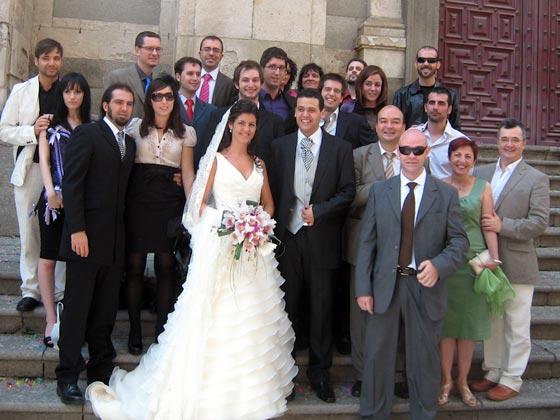 boda Juanmi y Laura