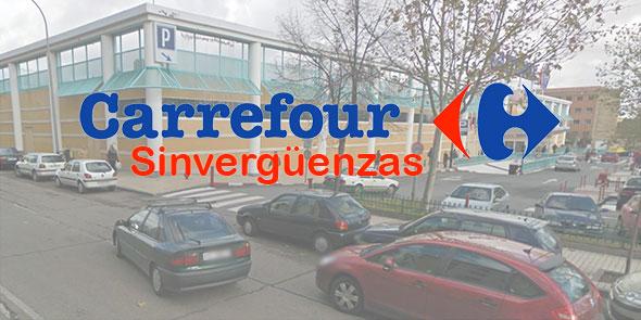 Carrefour Sinvergüenzas