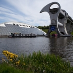 "Falkirk Wheel • <a style=""font-size:0.8em;"" href=""http://www.flickr.com/photos/139497134@N03/40583390540/"" target=""_blank"">View on Flickr</a>"