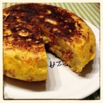 """Tortilla • <a style=""""font-size:0.8em;"""" href=""""http://www.flickr.com/photos/139497134@N03/39683379602/"""" target=""""_blank"""">View on Flickr</a>"""