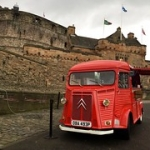 "Edinburgh Castle • <a style=""font-size:0.8em;"" href=""http://www.flickr.com/photos/139497134@N03/39002981684/"" target=""_blank"">View on Flickr</a>"