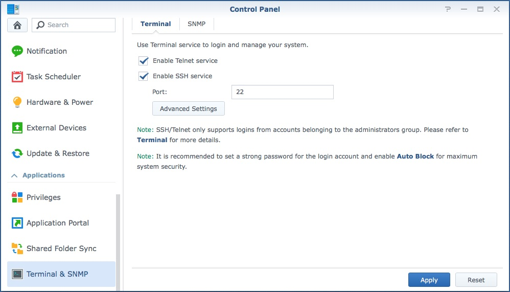 How To Create A Symbolic Link To A Folder On A Synology Nas