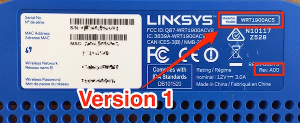 How to install DD-WRT on the Linksys WRT1900ACS Wireless