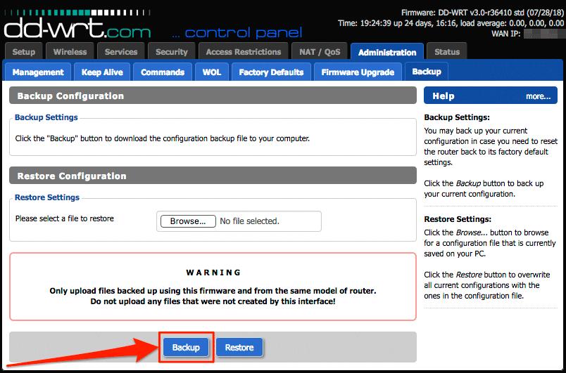 How to setup a VPN on a DD-WRT router – albertogonzalez net