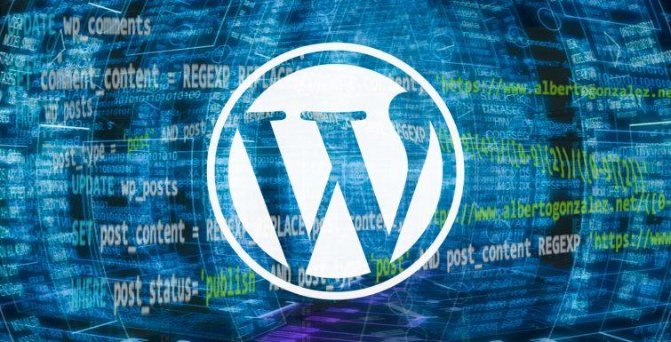 How to update links in a WordPress database using regular