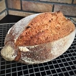 "Homemade bread sourdough • <a style=""font-size:0.8em;"" href=""http://www.flickr.com/photos/139497134@N03/38585209130/"" target=""_blank"">View on Flickr</a>"